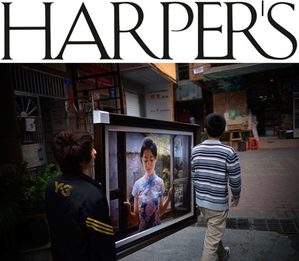 Harper's Magazine June 2013
