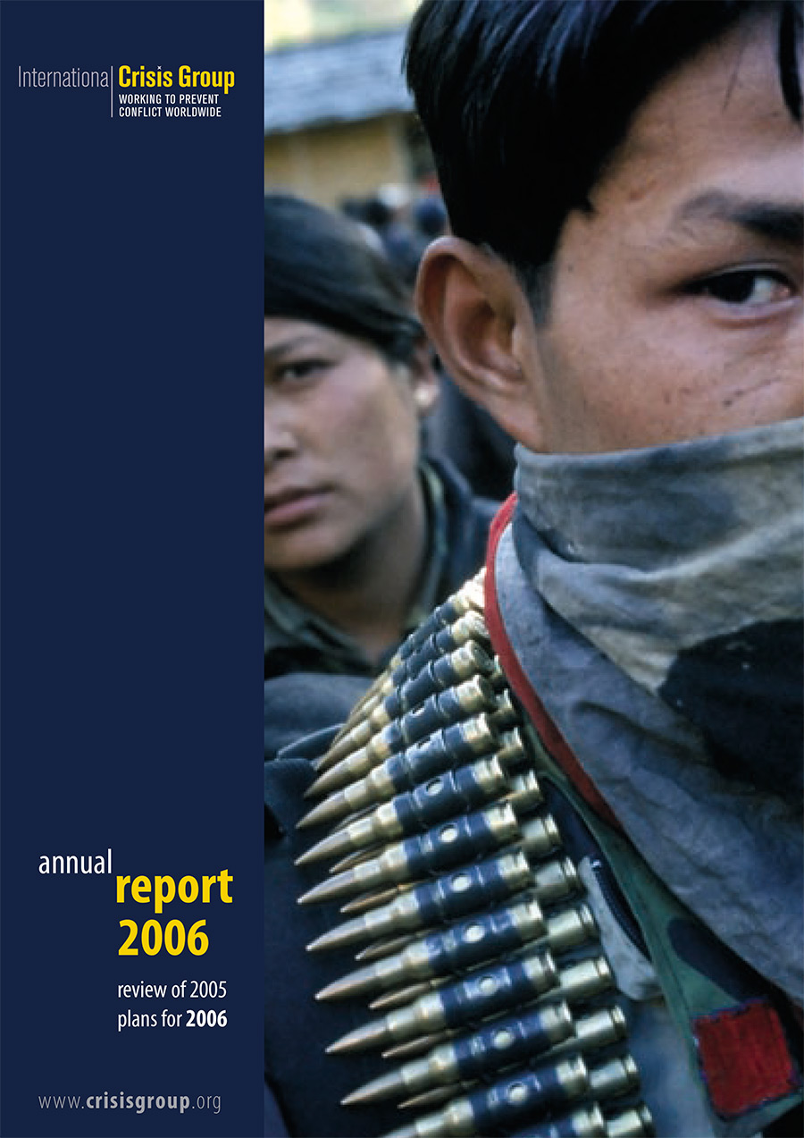 International Crisis Group annual report