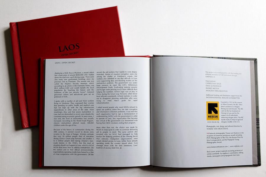 Book partnership with IRC